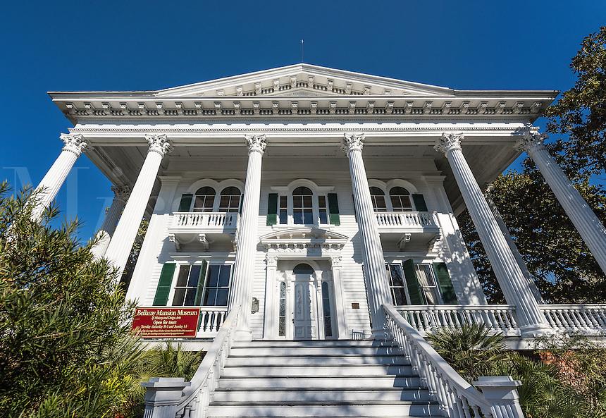 Bellamy Mansion Museum, Wilmington, North Carolina, USA