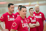 Bruno Hache, Rio 2016 - Goalball.<br /> The Canadian Paralympic Goalball Team for Rio 2016 was announced to the media at Variety Village in Toronto // L'équipe canadienne de goalball paralympique pour Rio 2016 a été annoncée aux médias au Variety Village de Toronto. 26/08/2016.