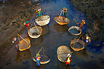 The different traditional fishing methods of rural fishermen in India by Shibasish Saha