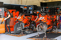 2nd October 2021; Austin, Texas, USA;  Pit for Iker Lecuona (27) - (SPA) before Free Practise 3 at the MotoGP Red Bull Grand Prix of the Americas held October 2, 2021 at the Circuit of the Americas in Austin, TX.