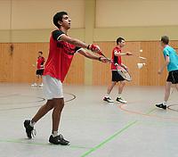 Amar Bathin (Höchst, 1. Mannschaft Verbandsliga) - Mörfelden-Walldorf 09.02.2020: RW Walldorf Badminton