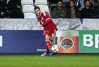 Pictured: Danny Alfei of Wales. Monday 19 May 2014<br />