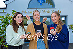 Killarney Presentation girls Ailbhe Gammell, Alice O'Donoghue and Claire Stagg were delighted to learn they all got the maximum 625 points when the checked their Leaving Cert results