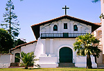 Mission San Francisco De Asis, the sixth mission founded on the California chain of missions.San Francisco, California