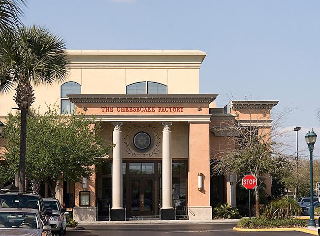 Cheesecake Factory Restaurant, Orlando, Florida