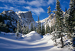 nature image note card of RMNP by Colorado photographer, James Frank, blank inside, set of 10 cards