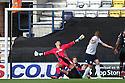 Stuart Beavon of Preston sees his shot hit the bar<br />  - Preston North End v Stevenage - Sky Bet League One - Deepdale, Preston - 14th September 2013. <br /> © Kevin Coleman 2013