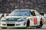 Dale Earnhardt Jr., driver of the (88) Amp Energy/National Guard Chevrolet, in action during the Samsung Mobile 500 Sprint Cup race at Texas Motor Speedway in Fort Worth,Texas.