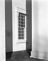 """A Front Window of the State Capitol Building"" <br />