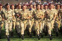 - Italian army, Bersaglieri....- esercito italiano, Bersaglieri