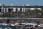 2017 NASCAR Cup - Daytona 500<br /> Daytona International Speedway, Daytona, FL USA<br /> Sunday 26 February 2017<br /> Kyle Busch, M&M's Toyota Camry<br /> World Copyright: Michael L. Levitt/LAT Images<br /> ref: Digital Image levitt-0217-D500_45854