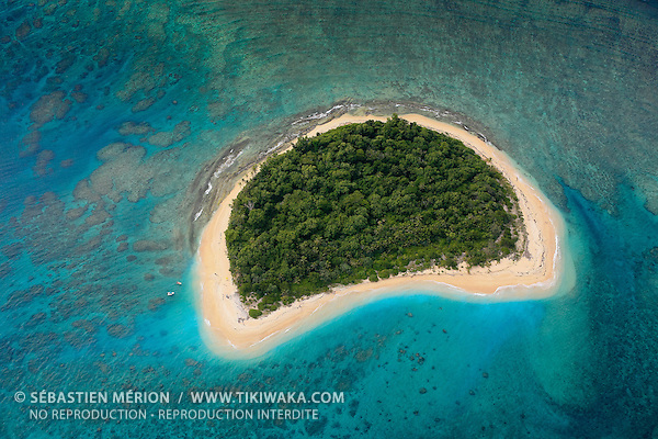 Ile Thigit, Hienghčne, côte Est Nouvelle-Calédonie