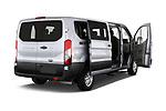 Car images of 2021 Ford Transit XLT 4 Door Passenger Van Doors