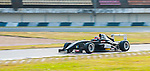 Matthew Swanepoel of South Africa and Arrows Racing drives during the Formula Masters China Series as part of the 2015 Pan Delta Super Racing Festival at Zhuhai International Circuit on September 19, 2015 in Zhuhai, China.  Photo by Moses Ng/Power Sport Images