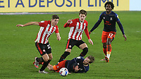 Vitaly Janelt of Brentford in action during Brentford vs Luton Town, Sky Bet EFL Championship Football at the Brentford Community Stadium on 20th January 2021