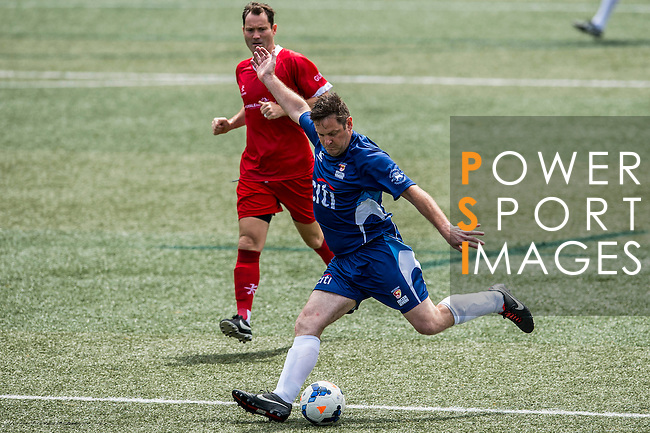 Nottingham Forest Mobsters vs Citibank All Stars during the Day 3 of the HKFC Citibank Soccer Sevens 2014 on May 25, 2014 at the Hong Kong Football Club in Hong Kong, China. Photo by Victor Fraile / Power Sport Images