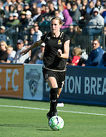 Leigh Ann Robinson. The Los Angeles Sol defeated FC Gold Pride, 2-0, at Buck Shaw Stadium in Santa Clara, CA on May 24, 2009.