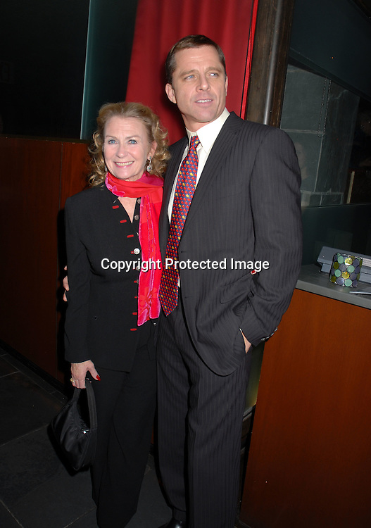 """Juliet Mills and Maxwell Caulfield  ..at the opening night party for """"Tryst"""" starring Maxwell Caulfield and Amelia Campbell on April 6, 2006 at Compass....Robin Platzer, Twin Images"""