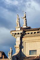 Santa Francesca Romana, Roman Forum, Historic City, Rome, Italy, Europe