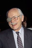 November 1995 File Photo of animation filmmaker  Frederick Back who just passed away at 80, on December 24, 2013