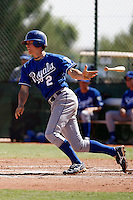 Wil Myers - Kansas City Royals 2009 Instructional League. .Photo by:  Bill Mitchell/Four Seam Images..