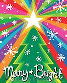 Sarah, CHRISTMAS SYMBOLS, WEIHNACHTEN SYMBOLE, NAVIDAD SÍMBOLOS, paintings+++++MerryandBright-16-A,USSB468,#xx#