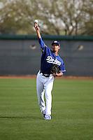 Yaisel Sierra - Los Angeles Dodgers 2016 spring training (Bill Mitchell)