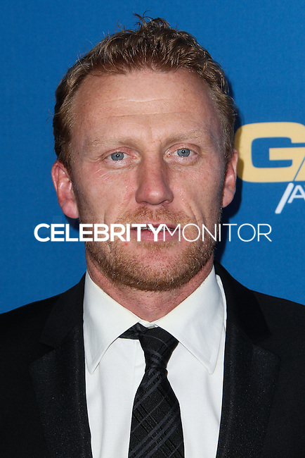 CENTURY CITY, CA - JANUARY 25: Kevin McKidd at the 66th Annual Directors Guild Of America Awards held at the Hyatt Regency Century Plaza on January 25, 2014 in Century City, California. (Photo by Xavier Collin/Celebrity Monitor)