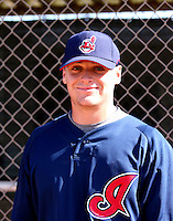 Jeremie Tice / Cleveland Indians 2008 Instructional League..Photo by:  Bill Mitchell/Four Seam Images