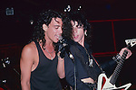 Stephen Pearcy & Tracii Guns 1987