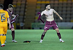 Livingston v St Johnstone…31.10.18…   Tony Macaroni Arena    SPFL<br />Tony Wattgets to hot so strips off to lose his under armor<br />Picture by Graeme Hart. <br />Copyright Perthshire Picture Agency<br />Tel: 01738 623350  Mobile: 07990 594431