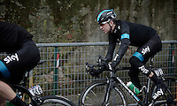 2013 Giro d'Italia.stage 12.Longarone - Treviso: 134km..even a TTT by Team SKY can't bring Bradley Wiggins (GBR) back to the front of the race with 1 (local) lap to go