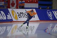 SPEEDSKATING: Calgary, The Olympic Oval, 08-02-2020, ISU World Cup Speed Skating, 1500m Ladies Division B, Sanneke de Neeling (NED), ©foto Martin de Jong