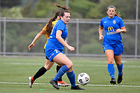 Tahia Roome of Southern during the Handa Women's Premiership - Capital Football v Southern United at Petone Memorial Park, Wellington on Saturday 7 November 2020.<br /> Copyright photo: Masanori Udagawa /  www.photosport.nz