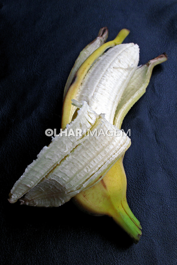 Alimentos. Frutas. Banana. Foto Juca Martins