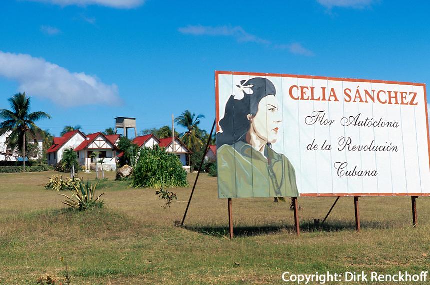 Cuba, Peblo Hollandes bei Turiguano, Provinz Ciego de Avila, Bild von Celia Sanchez