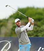 Romain Wattel, (FRA) during round three of the 2016 Aberdeen Asset Management Scottish Open played at Castle Stuart Golf Golf Links from 7th to 10th July 2016: Picture Stuart Adams, www.golftourimages.com: 09/07/2016