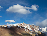 Hemis National Park is set in the high desert and mountains of Ladakh, in northern India.