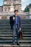 Giuliano da Empoli è un saggista italiano, presidente del think tank Volta e editorialista de Il Messaggero. Roma, 28 novembre 1996. Photo by Leonardo Cendamo/Getty Images
