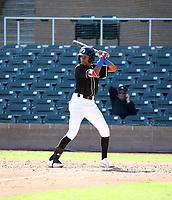 Wady Mendez participates in the MLB International Showcase at Salt River Fields on November 12-14, 2019 in Scottsdale, Arizona (Bill Mitchell)