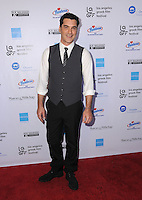 "05 June 2016 - Hollywood, California - Christopher Papakaliatis. Arrivals for the 2016 LA Greek Film Festival Premiere Of ""Worlds Apart"" held at The Egyptian Theater. Photo Credit: Birdie Thompson/AdMedia"