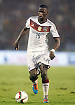 Germany's Rudiger during international friendly match.November 18,2014. (ALTERPHOTOS/Acero)