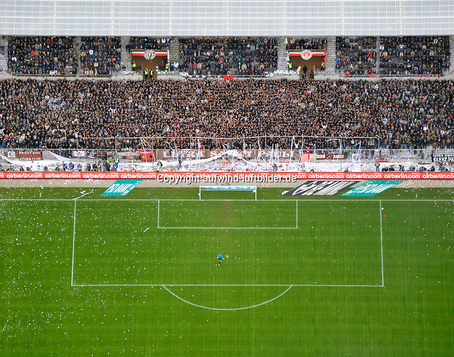 Strafraum: EUROPA, DEUTSCHLAND, HAMBURG, (EUROPE, GERMANY), 19.09.2010: