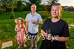 Listry resident Yvonne Scully Reidy going through 'absolute nightmare' due to water service in Beaufort, Listry and Faha. L to r: Saibh and John Reidy and Yvonne Scully Reidy .