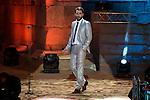 Elias Gonzalez during 2015 Theater Ceres Awards ceremony at Merida, Spain, August 27, 2015. <br /> (ALTERPHOTOS/BorjaB.Hojas)