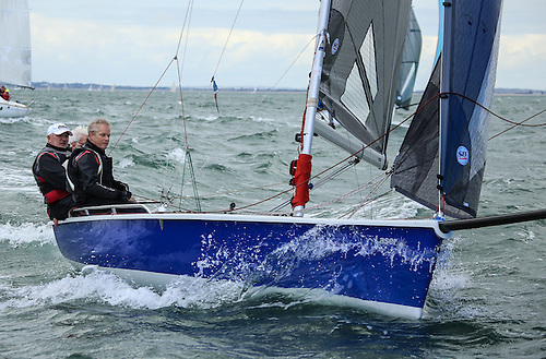 The SB20 Western Championship is being stage as part of Dun Laoghaire Regatta 2021 Photo: Afloat