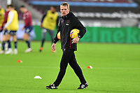 Stuart Pearce during West Ham United vs Aston Villa, Premier League Football at The London Stadium on 30th November 2020
