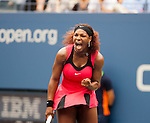 Serena on Fire