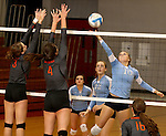 Washington at Lincoln Volleyball