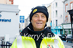 Terry Nammock from Tralee